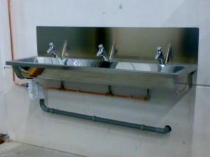 water-afvoer